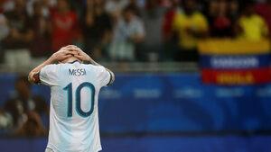 Колумбия шокира Аржентина на старта на Копа Америка