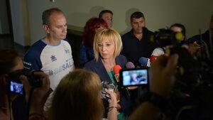 Мая Манолова не е решила дали ще се кандидатира за кмет на София