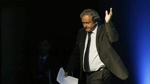 Мишел Платини е арестуван по подозрения в корупция
