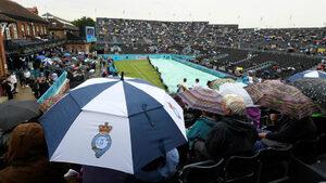 """Дъжд отложи първия мач на Григор Димитров в """"Куинс"""" за сряда"""