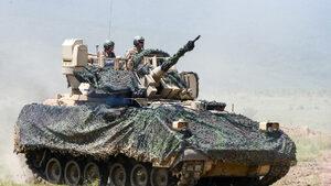 Фотогалерия: Сили от 5 държави отблъснаха нападение от условна държава агресор