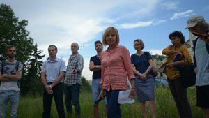 Мая Манолова посъветва Столичната община как да спре презастрояването