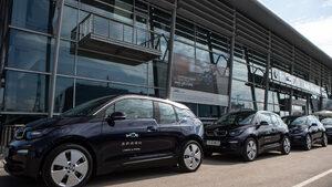Spark добави още 28 електромобила BMW i3s и Hyundai Ioniq
