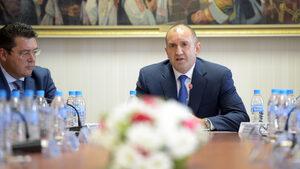 Президентът наложи вето на промените в Закона за устройството на черноморското крайбрежие