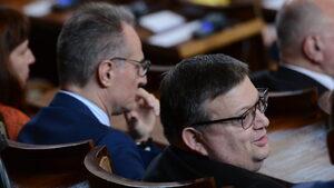 """Цацаров защити проекта за """"тримата големи"""": Не е съвършен, но нека не го разкъсваме"""