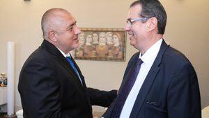 Шефът на ОЛАФ се впечатлил от борбата с контрабандата в България