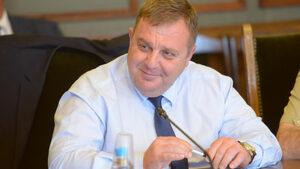 Каракачанов пак призова Концепцията за несоциализираните групи да бъде приета