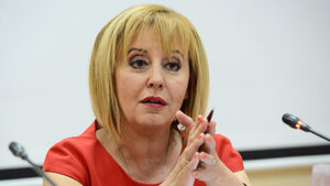 Мая Манолова внесе законопроекта си за личния фалит