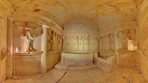 Гробницата в Свещари - открития, но и догадки