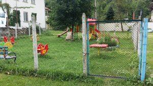 Къде е ключът от детската площадка