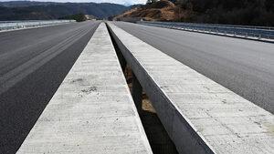 """Поне месец и половина ще отнеме ремонтът на пострадалия при пожар мост на """"Струма"""""""