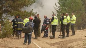 Заради пожари в Свищов е обявено бедствено положение