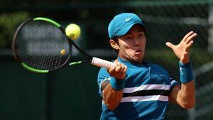 От подигравките до историята: кореец стана първият глух тенисист с победа в АТП тура