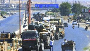 Силите на Асад овладяват важен град край Идлиб, напрежението с Турция нараства