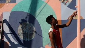 Може ли с изкуство да се подобри имиджът на бедняшки квартал