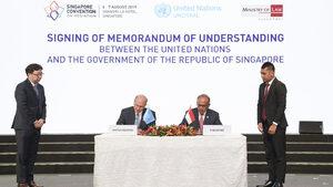 Сингапурската конвенция: важна стъпка в развитието на световната медиация