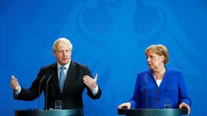 Меркел, Джонсън и Макрон са против връщане на Русия в Г-7 на този етап