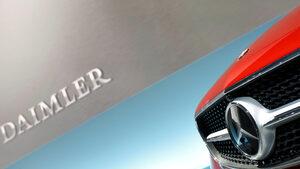 Daimler ще произвежда камиони Mercedes Benz в Китай
