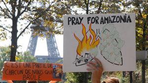 Франция и Ирландия: Амазонските пожари може да провалят търговската сделка на ЕС и Меркосур