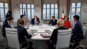 Годишната среща на Г-7 във Франция очертава различия по редица глобални въпроси