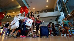 Ако пазарувате, докато пътувате - какви са правата на потребителите