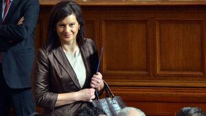 Даниела Дариткова и депутат от ГЕРБ са с коронавирус