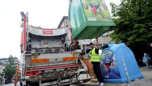 Десет фирми се борят за боклука в София, играчите - едни и същи