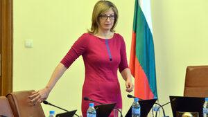 Захариева: Обвиненията в шпионаж нямат връзка с руската изложба, нито с отношенията с Русия