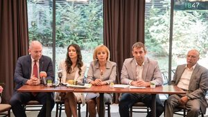 Партии, подкрепили Манолова за кмет на София, ще регистрират листа с кандидати за съветници