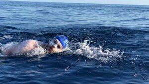 Да преплуваш 151 км към рекорда
