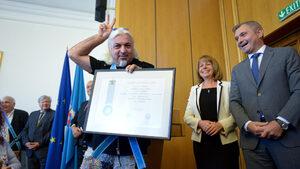Кои са носителите на почетните отличия на София