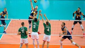 Волейболистите гледат към елиминациите след нова загуба на европейското