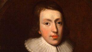 Водел ли е бележки Джон Милтън върху първото издание на пиесите на Шекспир