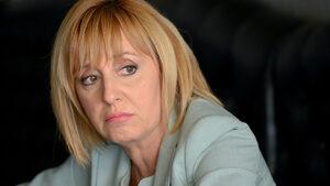 Хората, които ме подкрепят, са подложени на натиск, оплака се Мая Манолова