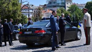От НСО отказаха коментар била ли е с предпазен колан Цвета Караянчева