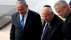 """Нетаняху предложи на Ганц """"голяма коалиция"""", в която може да се редуват като премиери"""