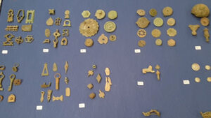 Над 200 археологически находки се връщат в България след осуетен опит за продажба