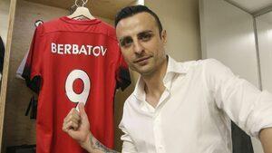 Бербатов сложи край на футболната си кариера