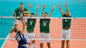 Волейболистите излизат срещу Словения за място в осмицата на европейското