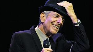 Нов албум на покойния Ленард Коен излиза през ноември
