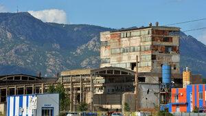 Бумът на индустриалните зони