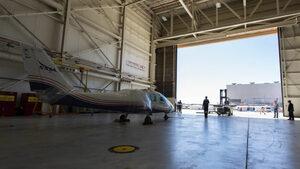 Самолетът на НАСА, който трябва да промени авиацията, е готов за тестове