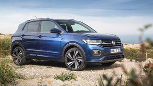 Volkswagen T-Cross дава повече от хечбек