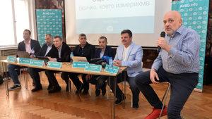 Въздухът по кръстовищата в София е наситен с отровен газ, установи изследване на AirBG
