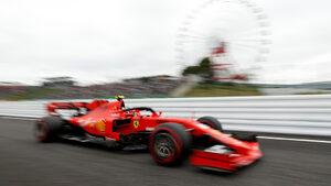 Тайфунът в Япония доведе до промяна в състезателния уикенд от Формула 1