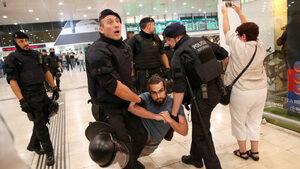 Испания осъди каталунски сепаратисти на между 9 и 13 години затвор