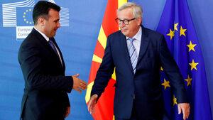 Едно френско Non спира преговори със Скопие и Тирана за членство в ЕС