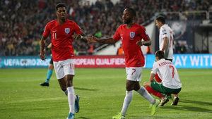 Футболните национали допуснаха позорна загуба от Англия в София