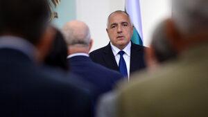 Премиерът и президентът обсъждат напрежението в Сирия