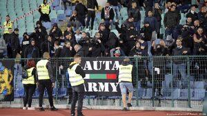 Двоен срам за българския футбол
